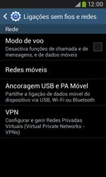 Samsung Galaxy Grand Neo - Internet no telemóvel - Como ativar os dados móveis -  5