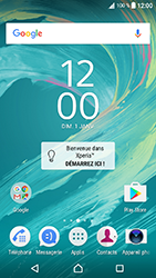 Sony Xperia XA (F3111) - Android Nougat - Applications - Télécharger des applications - Étape 1