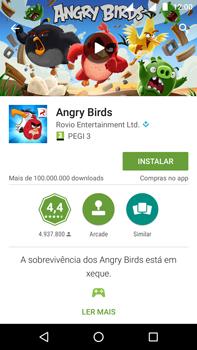 Motorola Moto G (4ª Geração) - Aplicativos - Como baixar aplicativos - Etapa 17