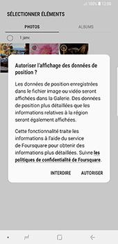 Samsung Galaxy Note9 - MMS - envoi d'images - Étape 15