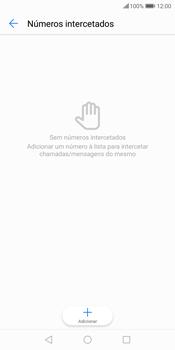 Huawei P Smart - Chamadas - Como bloquear chamadas de um número -  7