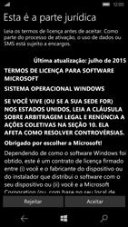 Microsoft Lumia 550 - Primeiros passos - Como ativar seu aparelho - Etapa 8