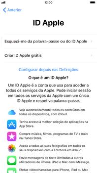 Apple iPhone 6s Plus - iOS 12 - Primeiros passos - Como ligar o telemóvel pela primeira vez -  17