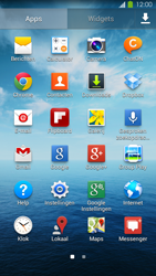 Samsung I9205 Galaxy Mega 6-3 LTE - E-mail - e-mail versturen - Stap 2