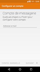 Crosscall Action X3 - E-mails - Ajouter ou modifier un compte e-mail - Étape 8