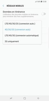 Samsung Galaxy Note 8 - Réseau - Changer mode réseau - Étape 7