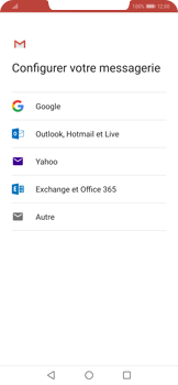 Huawei Mate 20 Pro - E-mail - 032a. Email wizard - Gmail - Étape 7