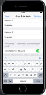 Apple iPhone 6 - iOS 11 - Aplicaciones - Tienda de aplicaciones - Paso 13