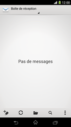 Sony C6903 Xperia Z1 - E-mail - envoyer un e-mail - Étape 13