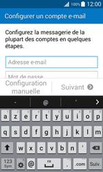 Samsung Galaxy Trend 2 Lite - E-mails - Ajouter ou modifier un compte e-mail - Étape 5