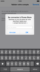 Apple iPhone 6 - Applications - Créer un compte - Étape 26