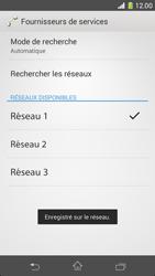 Sony D5503 Xperia Z1 Compact - Réseau - utilisation à l'étranger - Étape 13