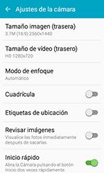 Samsung Galaxy J1 (2016) (J120) - Funciones básicas - Uso de la camára - Paso 8