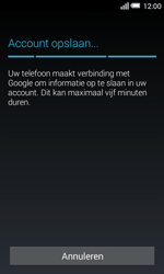 Alcatel One Touch POP S3 4G (OT-5050X) - Applicaties - Account aanmaken - Stap 19