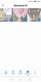 Huawei P Smart - Photos, vidéos, musique - Envoyer une photo via Bluetooth - Étape 8