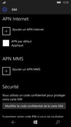 Microsoft Lumia 950 - Premiers pas - Configurer l