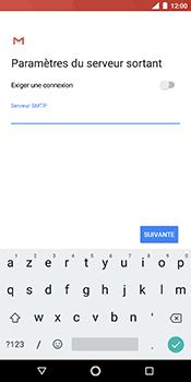 Nokia 7 Plus - E-mail - Configuration manuelle - Étape 17