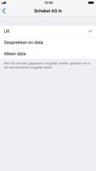 Apple iPhone 6s - iOS 12 - Netwerk - Wijzig netwerkmodus - Stap 7