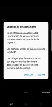 Samsung Galaxy S8 Plus - Funciones básicas - Uso de la camára - Paso 4