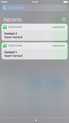 Apple iPhone 6s iOS 10 - iOS features - Personnaliser les notifications - Étape 11