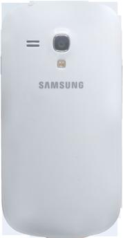 Samsung Galaxy S3 Mini - Primeros pasos - Quitar y colocar la batería - Paso 2