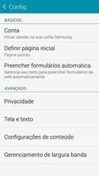 Samsung G900F Galaxy S5 - Internet (APN) - Como configurar a internet do seu aparelho (APN Nextel) - Etapa 21