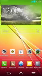 LG G2 - E-mail - E-mails verzenden - Stap 1