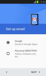 Samsung I8190 Galaxy S III Mini - E-mail - Manual configuration (gmail) - Step 8
