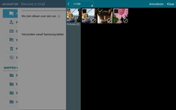 Samsung Galaxy Tab S 10.5 4G (SM-T805) - E-mail - Hoe te versturen - Stap 16