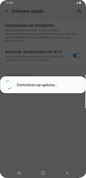 Samsung galaxy-s9-plus-sm-g965f-android-pie - Software updaten - Update installeren - Stap 6