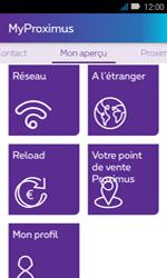 Huawei Y3 - Applications - MyProximus - Étape 16
