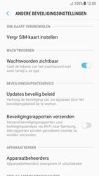 Samsung Galaxy A5 (2017) - Android Nougat - Beveiliging en ouderlijk toezicht - Hoe wijzig ik mijn SIM PIN-code - Stap 6