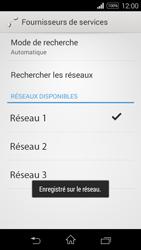 Sony Xperia E3 - Réseau - utilisation à l'étranger - Étape 13