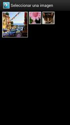 Sony Xperia J - Mensajería - Escribir y enviar un mensaje multimedia - Paso 15