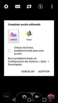 LG G4 - Funciones básicas - Uso de la camára - Paso 13