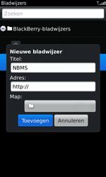 BlackBerry 9860 Torch - Internet - Internetten - Stap 9