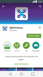 LG H420 Spirit - Applicaties - MyProximus - Stap 8
