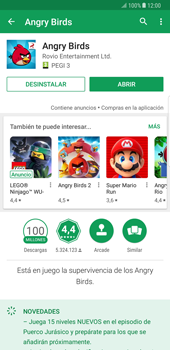 Samsung Galaxy Note 8 - Aplicaciones - Descargar aplicaciones - Paso 18