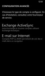 Nokia Lumia 635 - E-mails - Ajouter ou modifier un compte e-mail - Étape 10