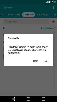 LG G4 Stylus (LG-H635) - Contacten en data - Contacten overzetten via Bluetooth - Stap 9