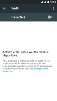 OnePlus 3 - Wi-Fi - Accéder au réseau Wi-Fi - Étape 5