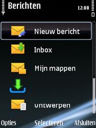 Nokia E75 - E-mail - Handmatig instellen - Stap 28