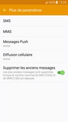 Samsung J500F Galaxy J5 - SMS - Configuration manuelle - Étape 7