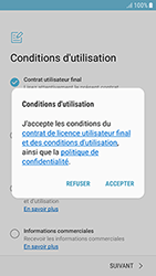 Samsung Galaxy J3 (2017) - Premiers pas - Configuration de l