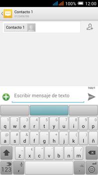 Alcatel Pop C9 - Mensajería - Escribir y enviar un mensaje multimedia - Paso 9