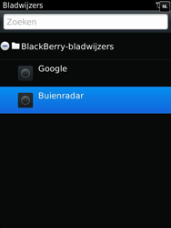 BlackBerry 9810 Torch - Internet - hoe te internetten - Stap 9