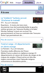 Nokia Lumia 710 - Internet - navigation sur Internet - Étape 9
