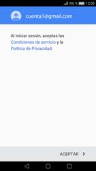 Huawei P9 - E-mail - Configurar Gmail - Paso 13
