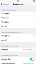 Apple iPhone 6 (Model A1586) - E-mail - Instellingen KPNMail controleren - Stap 22