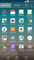 LG Leon (H320) - SMS - SMS-centrale instellen - Stap 3